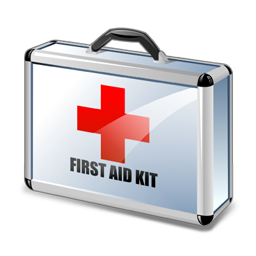 first aid kit 256